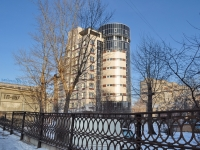 Yekaterinburg, Azina st, house 24. multi-purpose building