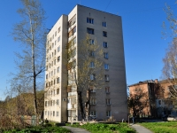 Yekaterinburg, st Korolenko, house 9. Apartment house