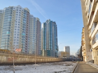 Yekaterinburg, Shevchenko st, house 18. Apartment house