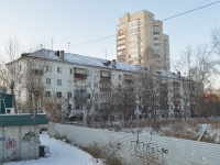 Yekaterinburg, Shevchenko st, house 35. Apartment house