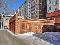 Yekaterinburg, Shartashskaya st, garage (parking)