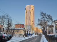 Yekaterinburg, Traktoristov st, house 4. Apartment house