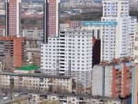 Yekaterinburg, st Traktoristov, house 10. office building