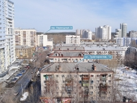Yekaterinburg, Traktoristov st, house 13. Apartment house with a store on the ground-floor