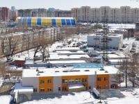 Екатеринбург, детский сад №509, Трактористов переулок, дом 17А