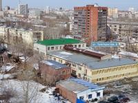 隔壁房屋: st. Traktoristov, 房屋 8. 技术学校 Екатеринбургский механический техникум