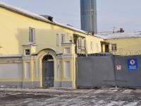 Yekaterinburg, st Dobrolyubov, house 9В. multi-purpose building