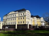 neighbour house: st. Dobrolyubov, house 11. governing bodies ПОЛНОМОЧНОЕ ПРЕДСТАВИТЕЛЬСТВО ПРЕЗИДЕНТА РОССИЙСКОЙ ФЕДЕРАЦИИ