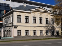 隔壁房屋: st. Dobrolyubov, 房屋 14. 博物馆 Художественный музей Эрнста Неизвестного