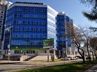 Yekaterinburg, Dobrolyubov st, house 16. office building