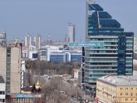 Yekaterinburg, Dobrolyubov st, house 16. office building