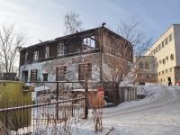 Екатеринбург, улица Народной воли, дом 64 к.3. неиспользуемое здание