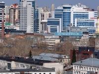 Yekaterinburg, Narodnoy voli st, house 63. hospital