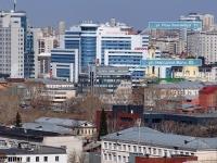 Екатеринбург, улица Народной воли, дом 65. офисное здание