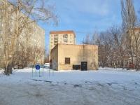 Екатеринбург, улица Буторина, хозяйственный корпус