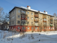 neighbour house: st. Bltyukher, house 61Б. Apartment house