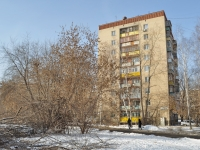 Yekaterinburg, Bltyukher st, house 77. Apartment house