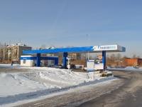 Yekaterinburg, fuel filling station Газпромнефть-Урал, Кировский район, №337, Bltyukher st, house 91