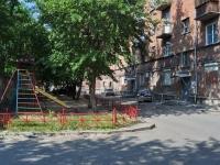 Yekaterinburg, Bltyukher st, house 16. Apartment house
