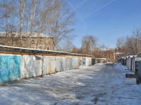 Yekaterinburg, Bltyukher st, garage (parking)