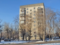 Yekaterinburg, Sovetskaya st, house 2. Apartment house