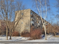Yekaterinburg, Sovetskaya st, house 3. Apartment house