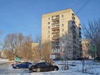Yekaterinburg, Sovetskaya st, house 6. Apartment house