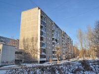 Yekaterinburg, Sovetskaya st, house 7/4. Apartment house