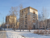 Yekaterinburg, Sovetskaya st, house 8. Apartment house