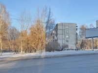 Yekaterinburg, Sovetskaya st, house 9. Apartment house