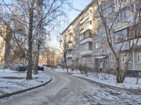 Yekaterinburg, Sovetskaya st, house 13/2. Apartment house