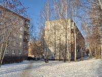 叶卡捷琳堡市, Sovetskaya st, 房屋 13/2. 公寓楼