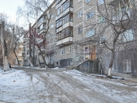 Yekaterinburg, Sovetskaya st, house 13/3. Apartment house