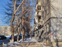 Yekaterinburg, Sovetskaya st, house 13 к.1. Apartment house