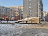 Yekaterinburg, Sovetskaya st, house 52А. garage (parking)
