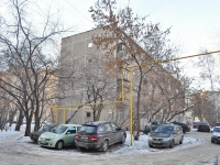 Yekaterinburg, Sovetskaya st, house 53. Apartment house