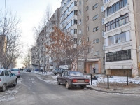 Yekaterinburg, Sovetskaya st, house 54. Apartment house