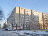 Yekaterinburg, Sovetskaya st, house 56. Apartment house