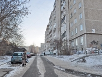 Yekaterinburg, Sovetskaya st, house 62. Apartment house