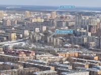 Екатеринбург, улица Советская, дом 4. многоквартирный дом