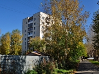 Yekaterinburg, Sovetskaya st, house 21. Apartment house