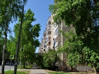 Yekaterinburg, Sovetskaya st, house 51. Apartment house