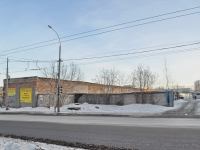 Yekaterinburg, Sovetskaya st, garage (parking)