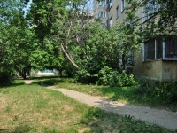 Yekaterinburg, Solnechnaya st, house 21. Apartment house