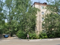 Yekaterinburg, Solnechnaya st, house 43А. Apartment house