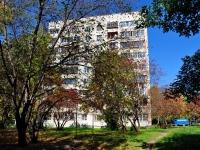Yekaterinburg, st Solnechnaya, house 21А. Apartment house