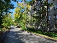 Yekaterinburg, st Solnechnaya, house 33. Apartment house