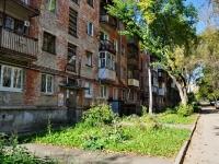 Yekaterinburg, st Solnechnaya, house 35. Apartment house