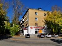 Yekaterinburg, st Solnechnaya, house 37. Apartment house