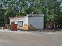 Yekaterinburg, st Solnechnaya. service building